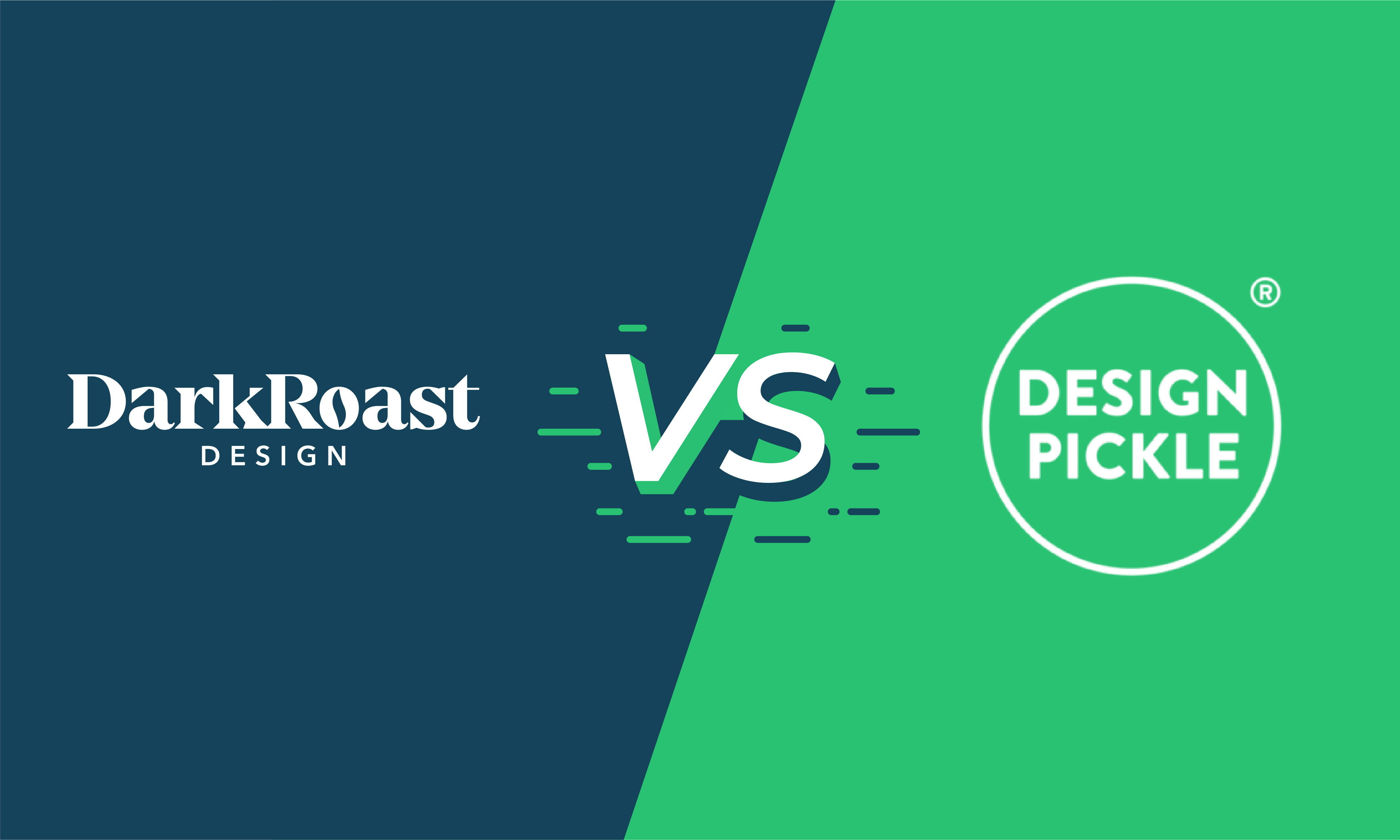 Design Pickle vs DarkRoast [2021 UPDATE]