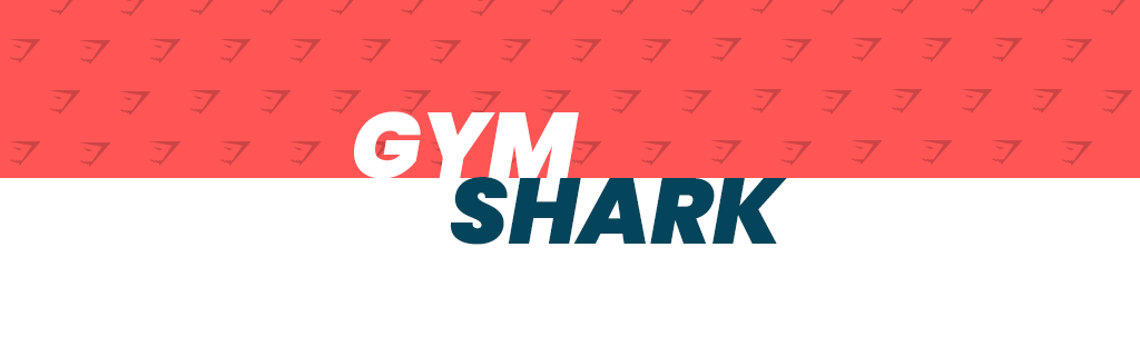 gym shark graphic design