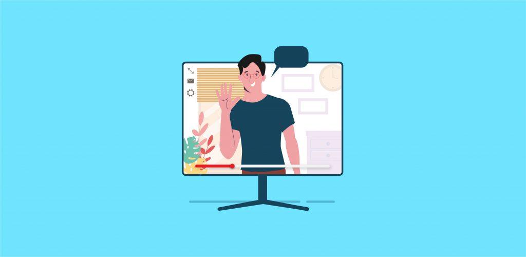 Video messaging unlimited design