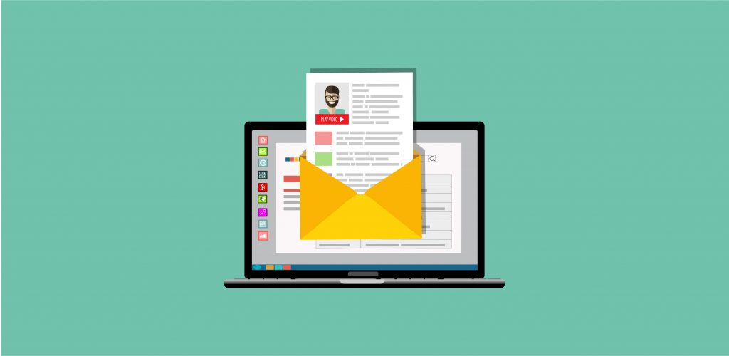video messaging graphic design