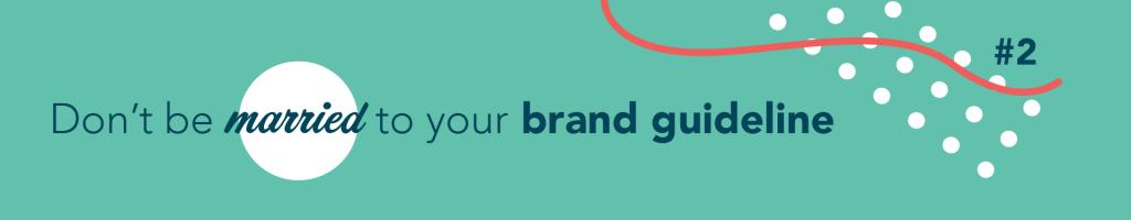 unlimited Brand guideline design