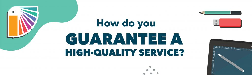 unlimited design service guarantee