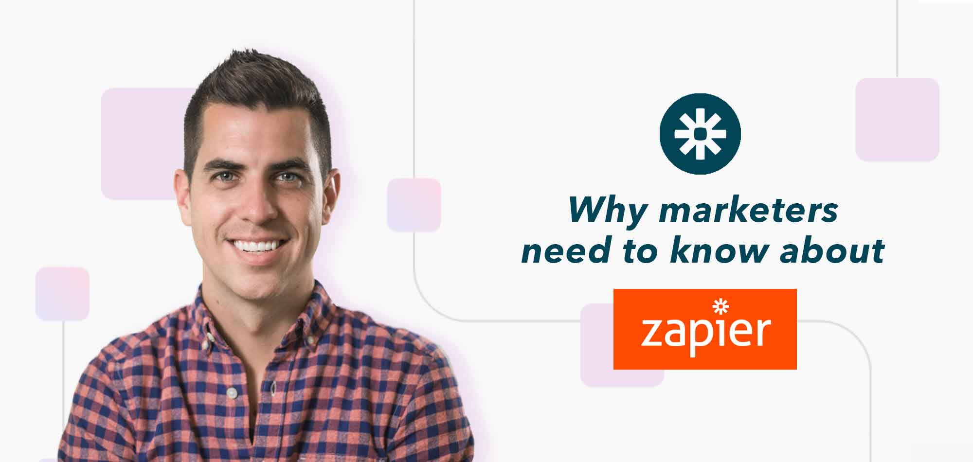 Why marketers need to know about Zapier